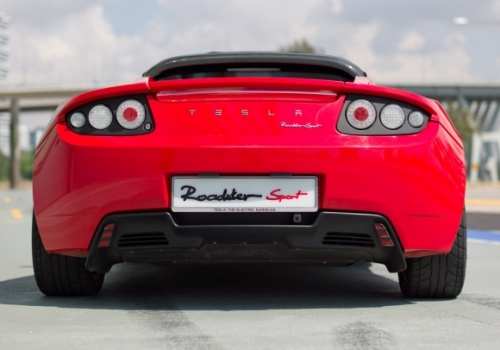 Αναβάθμιση για το Tesla Roadster